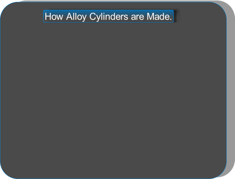 How Alloy Cylinders are Made.
